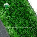 de alta calidad de cuatro colores de césped sintético para el paisaje y el jardín de infantes villa