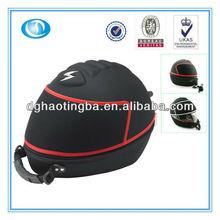 Display helmet case motorcyle helmet bags glass case for football helmet