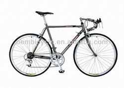 700c 14speed steel road racing bike for sale