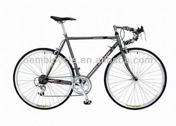 700c 14speed steel road racing bike for sale