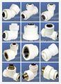 Tutti i tipi di raccordi per tubi di plastica per pert- Al- tubi di pert