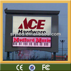 P10 china xxx video outdoor led display for stage