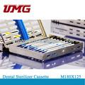 Instrumento dental casetes: instrumentos dentales de la caja