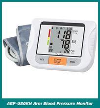 Irregular Heart Rate Indicator Auto Inflation Blood Pressure Meter