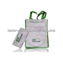 foldable non woven bag, shopping bag