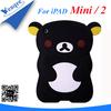 custom silicone protective cases for ipad mini ,ipad 2