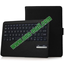 Wholesale Bluetooth Keyboard Leather Cover for iPad Air