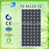 mono solar panle wall mounting system EVA solar cap+sheet TPT