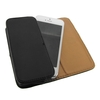 wallet leather flip case with belt clip for iphone 5