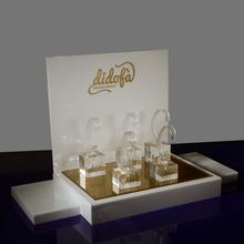 acrylic watch display tray