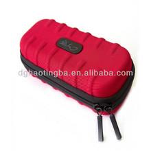 121426 Tom Eva Bags EVA Wine Zipper Zip Bag EVA Waterproof Cosmetic Camera School Laptop Bag