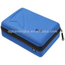 1214130 Tom Eva Case EVA Wine Zipper Zip Bag EVA Waterproof Cosmetic Camera School Laptop Bag