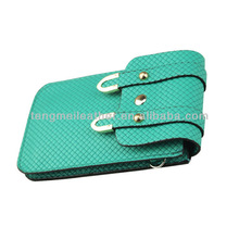 Purse Leather Case For Samsung Galaxy Note 2,Green Soft Hybrid Leather Case Sleeve Pouch Bag For Samsung Galaxy Note 2 N7100
