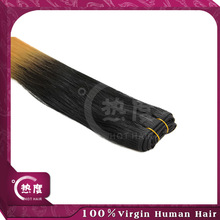"""2014 bestselling two color virgin brazilian hair extension one donor 10-40"""" 5a grade virgin human hair 40 inch hair extensions"""