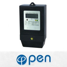 DEM311MF types of electricity meters,electric meter cover