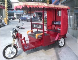 KAVAKI MOTOR tricycle factory production line - Best good selling