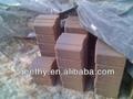 Blocs de béton autobloquants tailles m7mi, emboîtement des chaussées en béton, mur de briques à emboîtement