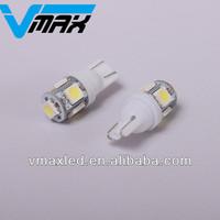 Hot selling&promotion auto led bulb t10 5smd 5050 led auto light bulbs car auto bulb china supplier