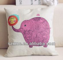 Popular design cute animal waterproof decor sofa pillow