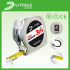 Carbon steel tape abs shell measuring tape units