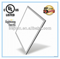 panel light led dimmable 12mm side lighting 4600LM 2X4FT DLC, UL Listed - 5 Year Limited Warranty 110v