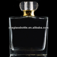 smart collection crystal 100ml cologne glass perfume bottle wholesale