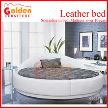 Deluxe design!!! B6805# round bed ikea low prices