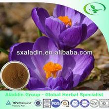 100% Natural Saffron Crocus Extract crocin ingredients