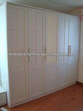 Nexta 5 Doors Wardrobe
