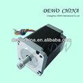 Cnc router máquina do moinho nema34 8.5nm 5 ampères motordeslizante alto torque dupla eixos