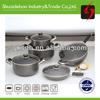 Green cooking tivoli cookware