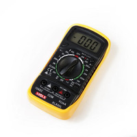 DC/AC Multimeter Digital Voltmeter Ohmmeter Ammeter OHM XL830L Tester Measurer Digital Ammeter And Voltmeter
