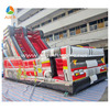 Top fire fighting truck inflatable slides for sale