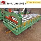 metal shape color steel roll forming machine
