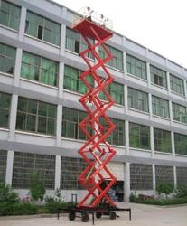 HQ aerial lift platform