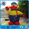 inflatable clown model, inflatable advertising product cheap for sales