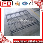 warehouse storage stackable powder coating Steel stacking post pallet with heavy duty
