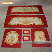 Handmade Wool French Aubusson Cushions