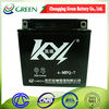 Lawn Mower Starter Battery/Dry-charged lead acid storage motorcycle battery 6-MQA-7