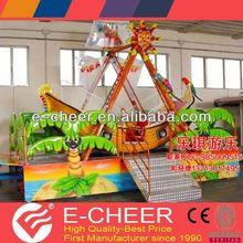 indoor/outdoor children playground kids pirate ship