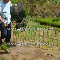 WANDA montanic small manual paddy transplanter