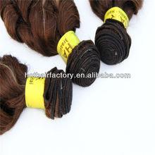 Unique braiding curl virgin Brazilian hair extension top quality
