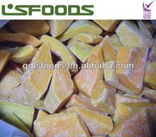 BEST PRICE IQF frozen pumpkin block