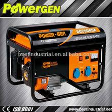 Big sales!!!Powergen Powerful Gasoline Engine 2KW Gasoline/petrol Generator