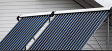 heat pipe vacuum tube solar thermal collector with Solar Keymark and SRCC approved