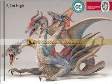 equipment cartoon dragon statue characters