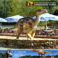 My Dino-Life size dinosaur statues head a robot