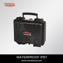 waterproof instrument case protective case rugged plastic case