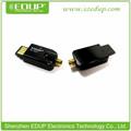 Edup ep-ms150n 802.11n mini wifi rede sem fio usb teclado cartão/adaptador para laptop com antena