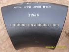 ASME B 16.11/MSS SP 83/97 sch40 large diameter pipe elbow